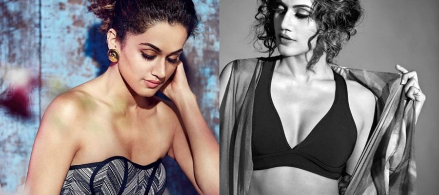 Taapsee has REALLY DONE 'SUCH A HOT BIKINI' PHOTOSHOOT - See these Photos to Believe it!