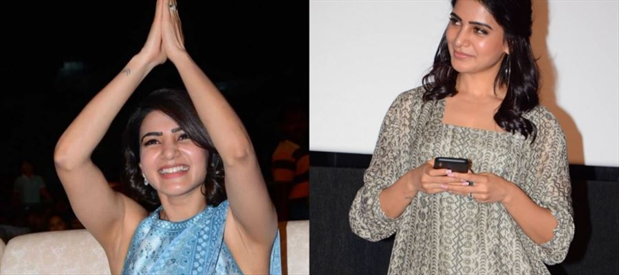 Samantha's On Stage Embarrassing moments - View Pics