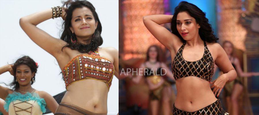 Trisha demands 5 Lakhs while Tamanna demands 50 Lakhs for ITEM SONG...