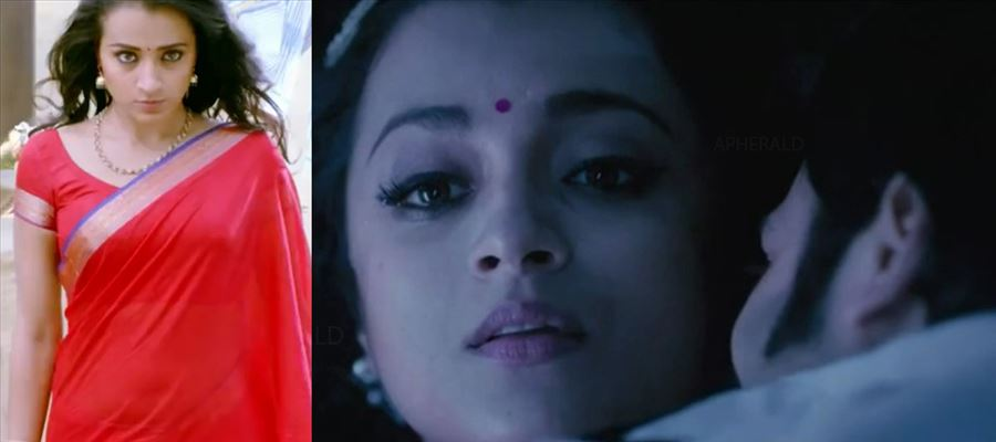 A Hot Scene for Trisha in another Horror movie?