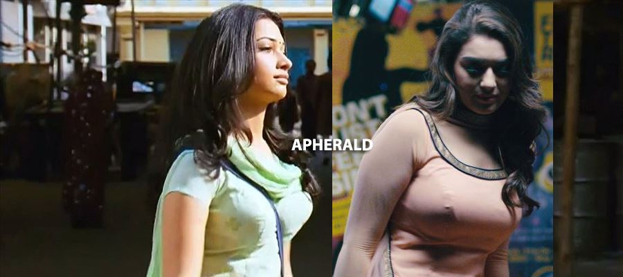 Failed with Tamanna, now trying with Hansika ??
