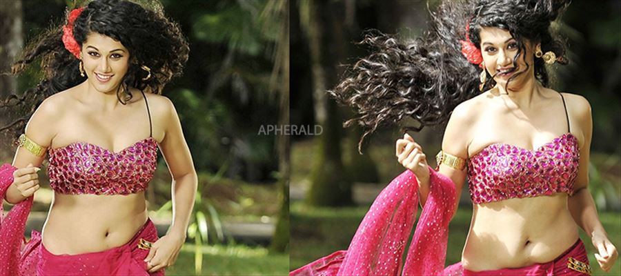 Taapsee joining hands with
