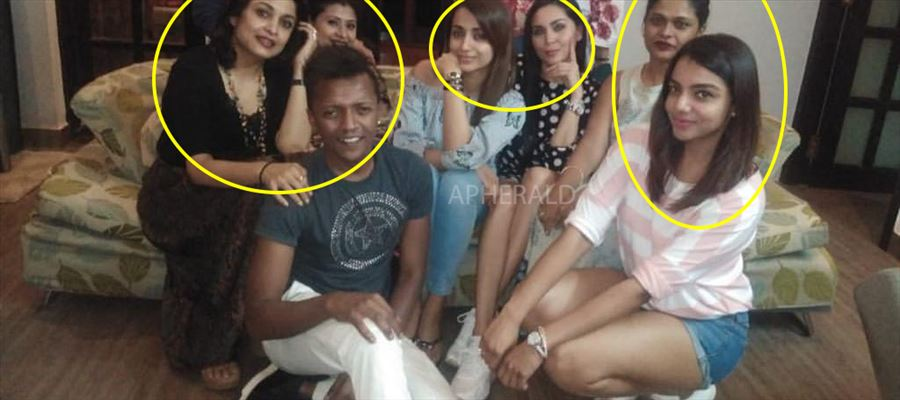 Can you spot Srileaks Actresses in 'THIS' Photo?