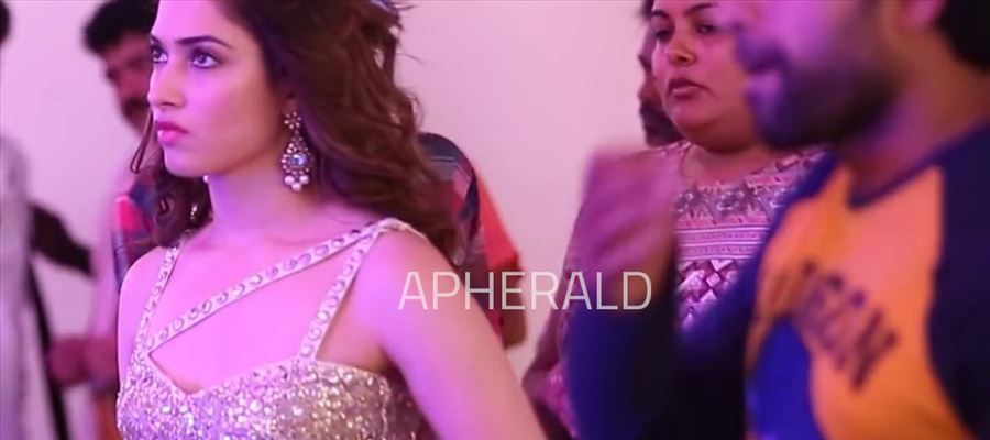 Tamanna in a new soap ad