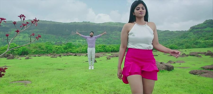 Nithin - Megha Akash's flop movie creates a record
