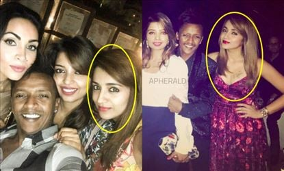 Trisha's Foursome Party gets Wild - Check EXCLUSIVE Hot Party Photos