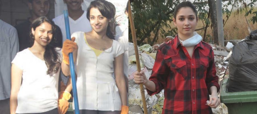 Editorial - Where are these celebrities who posed for Photos with broom sticks for Swachch Bharath?