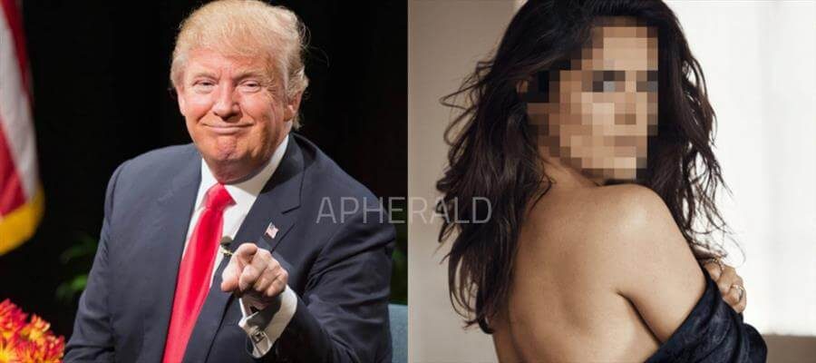 US President Trump asked 'THIS' Actress to CHEAT HER BOYFRIEND and COME WITH HIM... VIDEO PROOF INSIDE