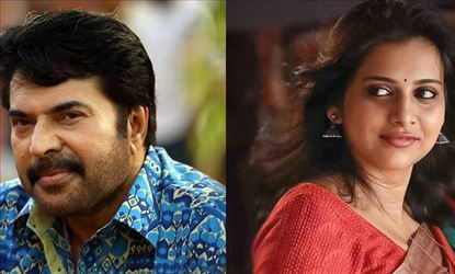 Mammootty's consoled words for Anna Rajan
