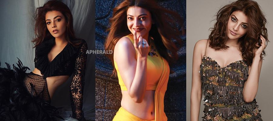 """""""I have seen Kajal's skin show in several movies... But now, I am going to see it in real in my movie itself..."""""""