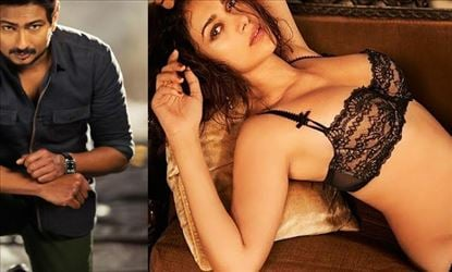 Aditi Rao teams up with Producer cum Actor and the movie gets 'A'