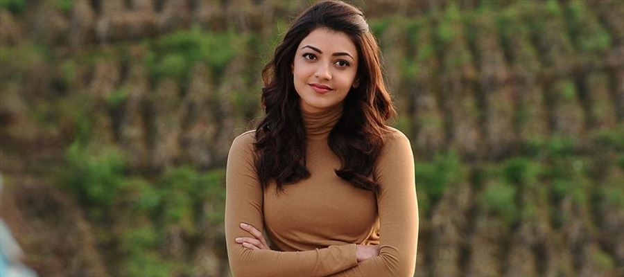 Oops... 'THAT' Transparent Dress Scene of Kajal Aggarwal was EXPOSED