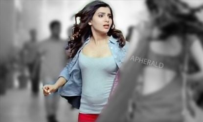 Will Samantha say 'YES' to act in such a role?