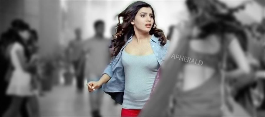 Will Samantha say 'YES' to act in such a character ??