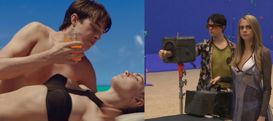 12 UNBELIEVABLE Shooting Spot Photos of 'VALERIAN and The City of Thousand Planets'