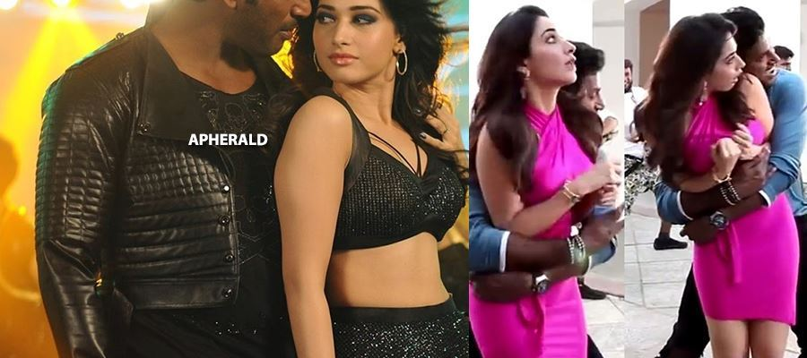 Vishal and Tamanna to start in Foreign Locale