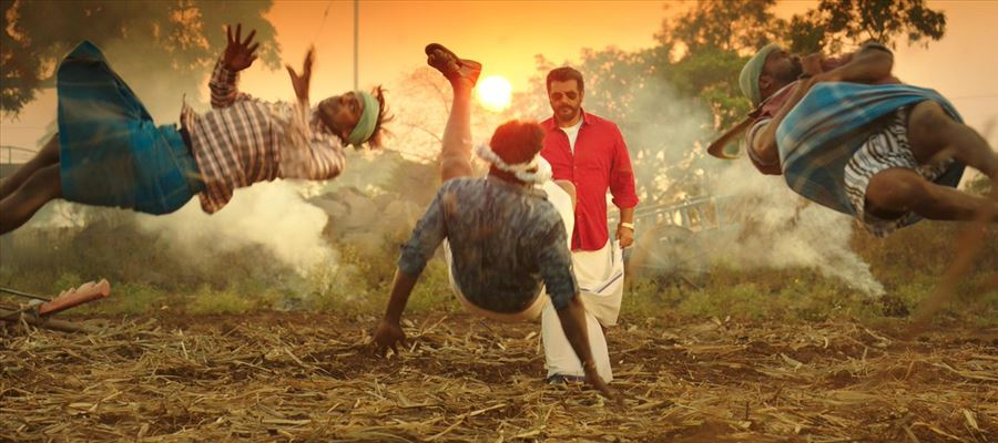 #Viswasam Review - The movie leaves us in 'Awe' of wanting Director Siva - 'Thala' Ajith combo once again