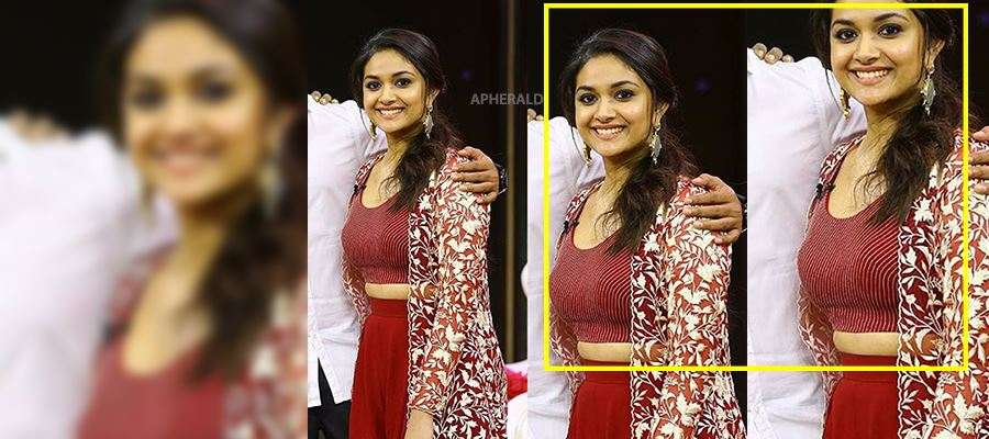 Keerthy Suresh in a Historical Biggie