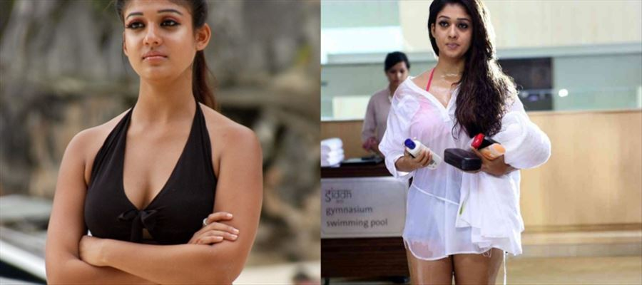 Nayantara comes with dual treat