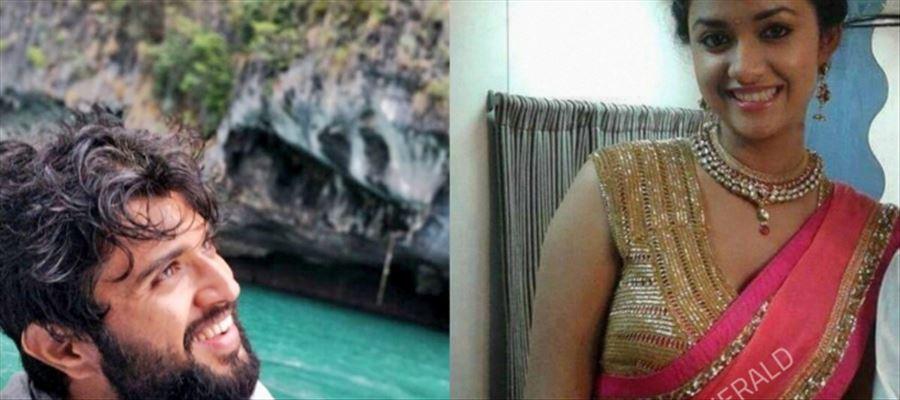 Keerthi Suresh is 'Chick' ??