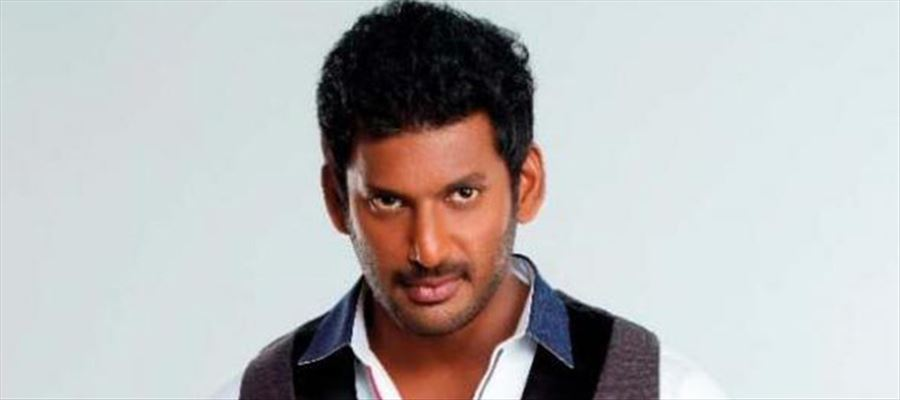 Is Vishal making his entry in Politics??
