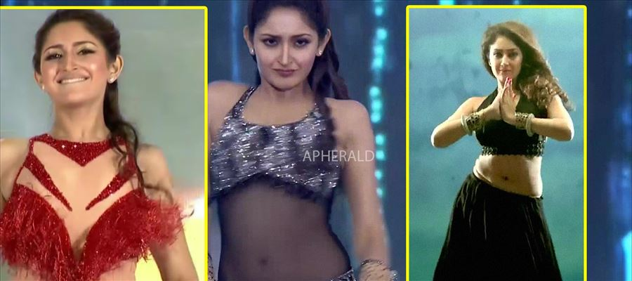Sayyeshaa stepping into the Big League?