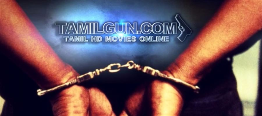 Tamil Movie piracy website Administrator arrested