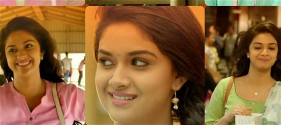 4 Top songs of Keerthy Suresh which are melodious.. Watch it