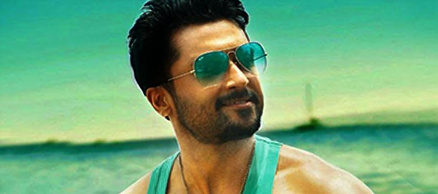 Suriya will shoot for two movies at the same time
