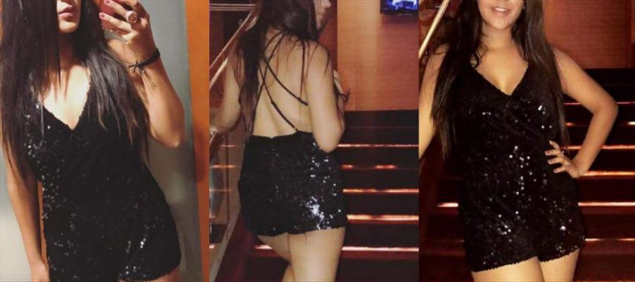 20-Year-Old Young Actress MID NIGHT PARTY Continues even after NEW YEAR - More Hotness in More Photos - Part 2