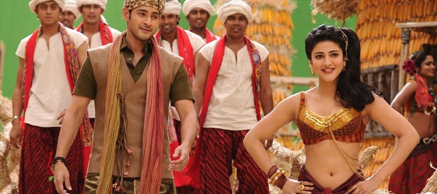 Image result for srimanthudu apherald