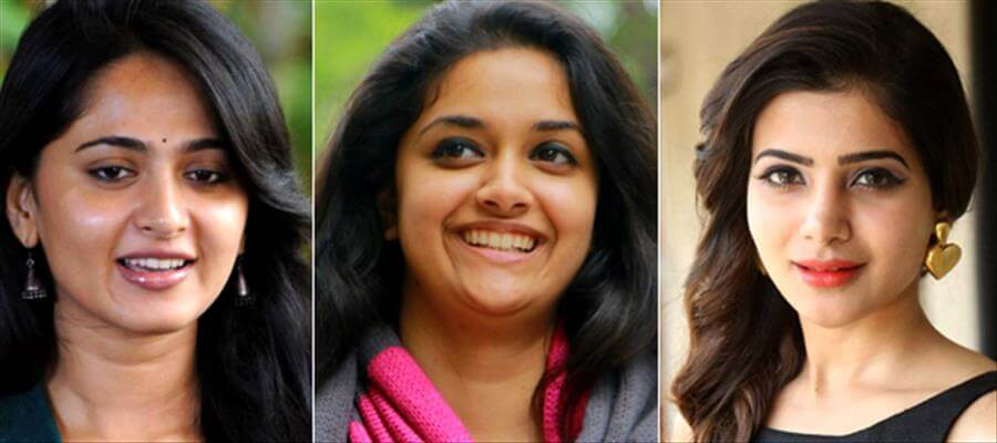 So, Is this 'THE COMMON FACTOR' between KEERTHY SURESH, SAMANTHA AND ANUSHKA??