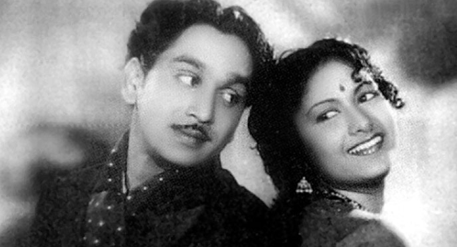 Video feature – ANR and Savitri famous song