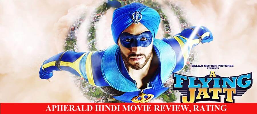 A Flying Jatt Movie Review, Rating