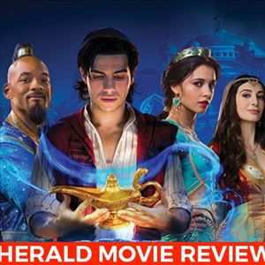 Aladdin Movie Review, Rating