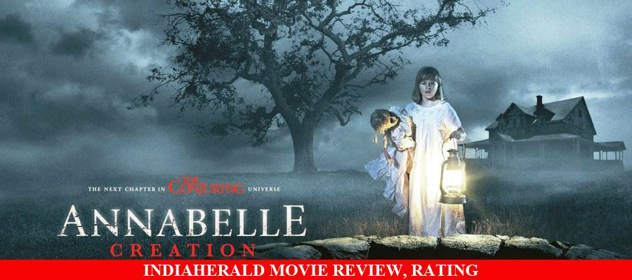Annabelle: The Creation Movie Review, Rating