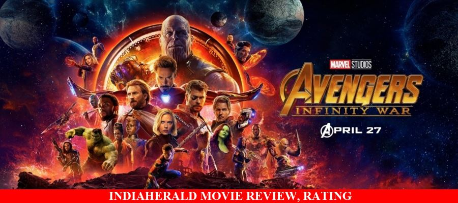 Avengers: Infinity War Movie Review, Rating