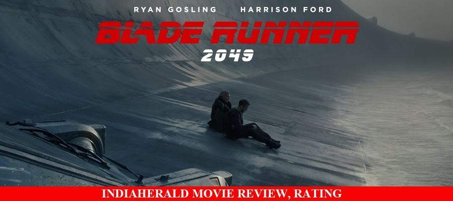 Blade Runner 2049 Movie Review, Rating