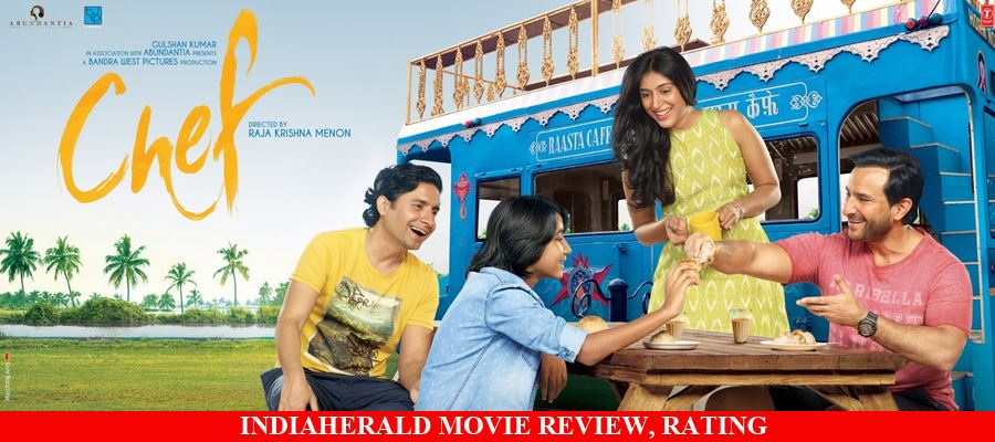 Chef Hindi Movie Review, Rating