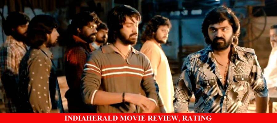 AAA Tamil Movie Review, Rating