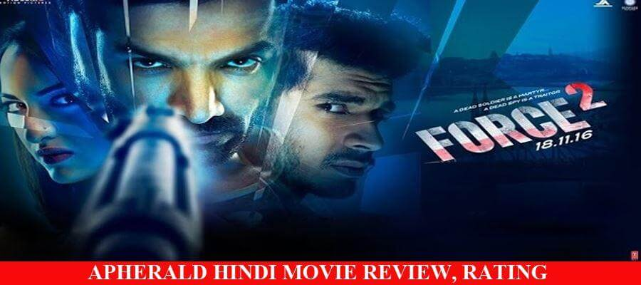 Force 2 Hindi Movie Review, Rating