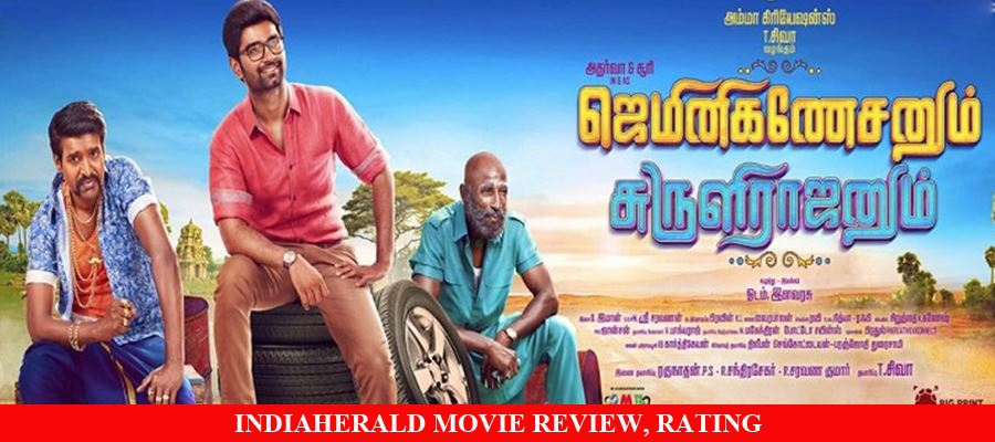 Gemini Ganeshanum Suruli Raajanum Tamil Movie Review, Rating