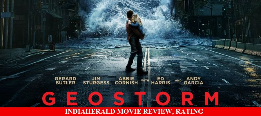 Geostorm Movie Review, Rating