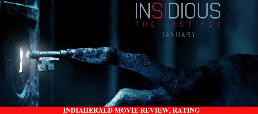 insidious film review Insidious: the last key review insidious: the last key is the fourth film in the franchise, and the second prequel in a row the previous entry.