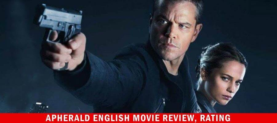 Jason Bourne Movie Review, Rating