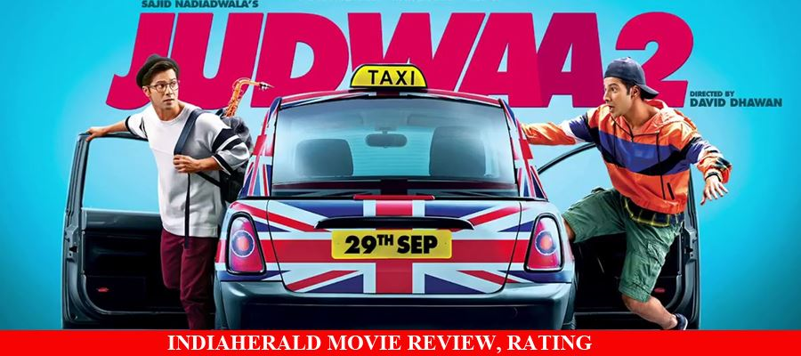 Judwaa 2 Hindi Movie Review, Rating