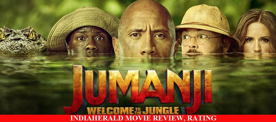 Jumanji: Welcome to the Jungle - The Perfect Family Treat - APHERALD EXCLUSIVE REVIEW