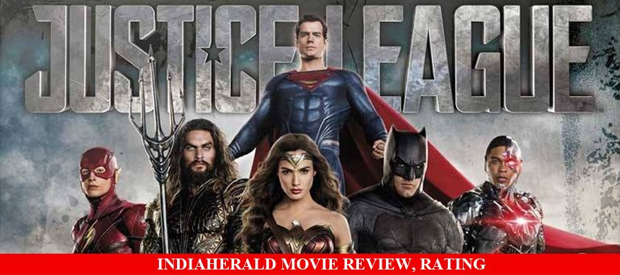 Justice League Movie Review, Rating
