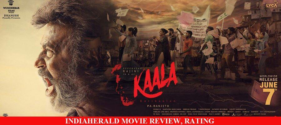 Rajinikanth's Kaala Movie Review, Rating