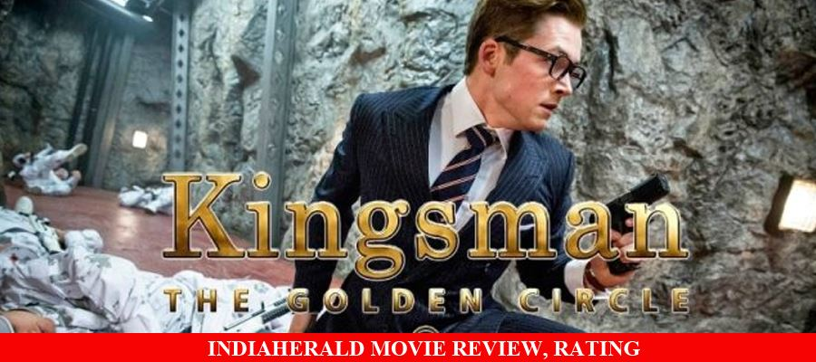 Kingsman: The Golden Circle Movie Review, Rating